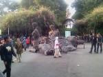 The Art 14 (3 Mojang Statues 2)